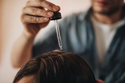 huile chanvre et cheveux